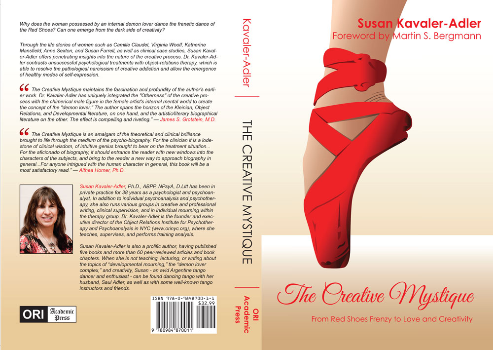 The Creative Mystique: From Red Shoe Frenzy to Love and Creativity