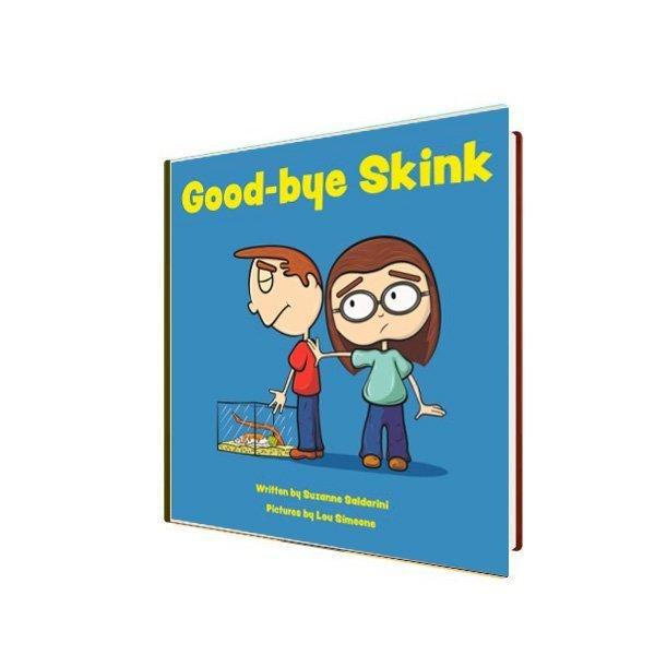Good-Bye Skink